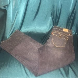 Levi's Perfectly Slimming Boot Cut 512 SZ 14